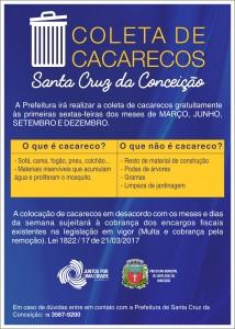 PREFEITURA DE SANTA CRUZ DA CONCEIÇÃO_CACARECO FRENTE