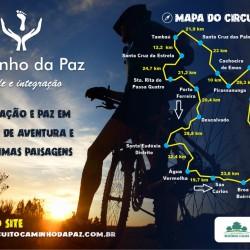 MAPA OFICIAL DO CIRCUITO CAMINHO DA PAZ